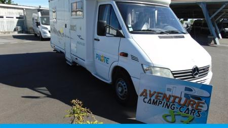 camping car PILOTE PACIFIC 631 modele 2001