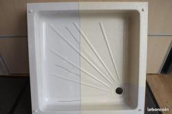 Réparation Bac à douche